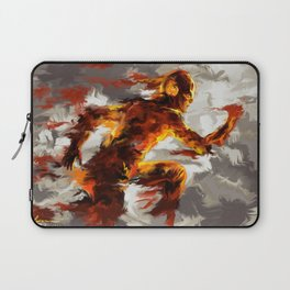 The Flash. Laptop Sleeve
