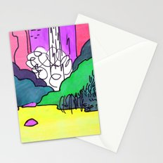 Waterfall #2 Stationery Cards