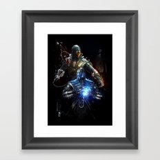 MK VS.2 Framed Art Print