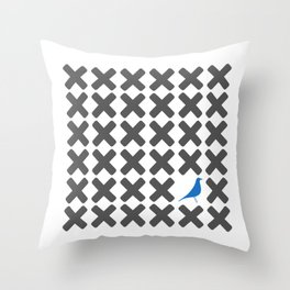 DESIGN 3 Throw Pillow