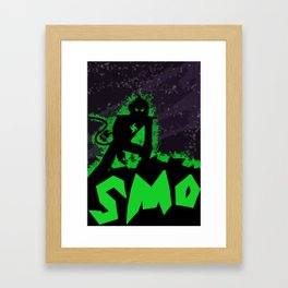Simian Rising  Framed Art Print
