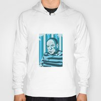 pablo picasso Hoodies featuring Picasso by Alex Bardera