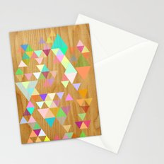 Things fall into place Stationery Cards
