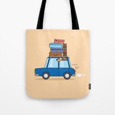 Family travel Tote Bag