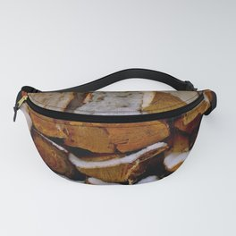 Firewood Stacked! Fanny Pack
