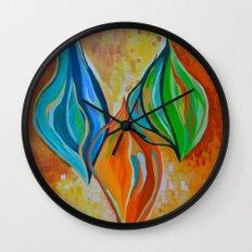 The Secret of Life Wall Clock