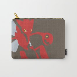 Scizor - lineless Carry-All Pouch