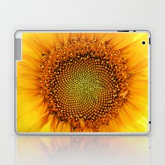 If the sun was a flower! Laptop & iPad Skin
