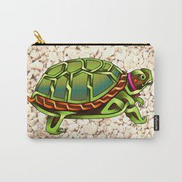 Turtle Knot Carry-All Pouch