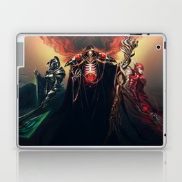 The Sorcerer King - Overlord Laptop & iPad Skin