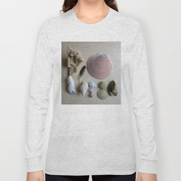 Little Beach Curiosity Collection 1 Long Sleeve T-shirt
