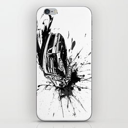 GTR Inked iPhone Skin