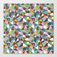 Abstraction Repeat Canvas Print
