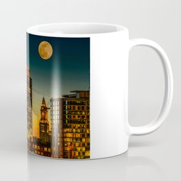 Boston Pink  Moon Coffee Mug