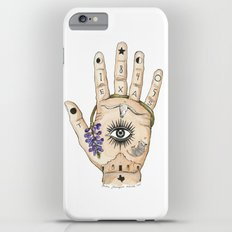 Texas Palmistry iPhone 6 Plus Slim Case