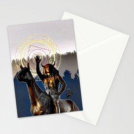 Medicine Man Stationery Cards
