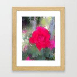 Abstraction #1 - On Gratitude Framed Art Print