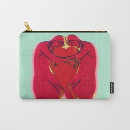 Floating on Love Carry-All Pouch