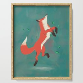 Sly Fox Serving Tray