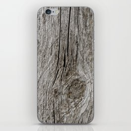 Wood Grain 2, Usona iPhone Skin
