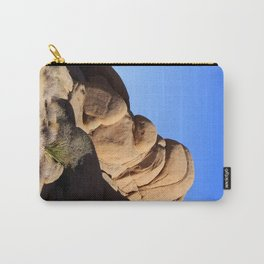 Grumpy Face Carry-All Pouch
