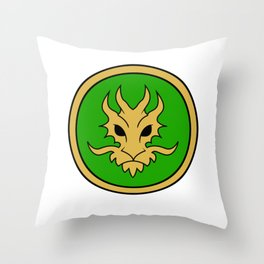 Ninjago Lloyd Symbol Throw Pillow