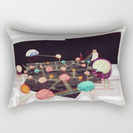 THE CONQUEST OF THE PARADISE Rectangular Pillow