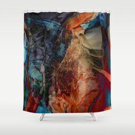 Gertrude, the Fairy of Grace Shower Curtain
