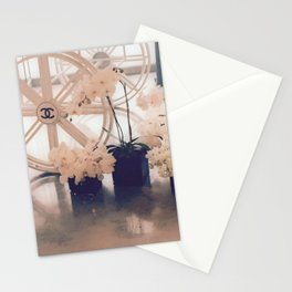 Coco No. 5 Floral Exhibit Stationery Cards