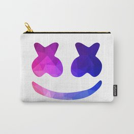 marshmello face Carry-All Pouch