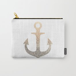 GOLD ANCHOR Carry-All Pouch