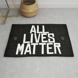 All Lives Matters Rug