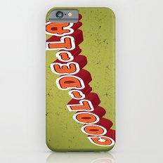 Cool-de-la Slim Case iPhone 6s