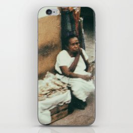 Mexican Street Vendor iPhone Skin