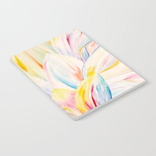 Rainbow Lotus Notebook