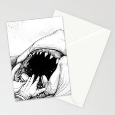 Jaws : Quint Death Stationery Cards