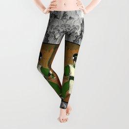 study of Toph Leggings