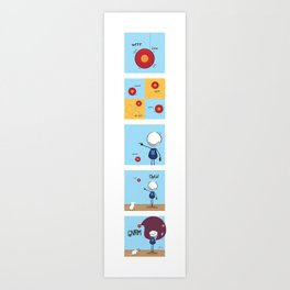 YoYo  Art Print