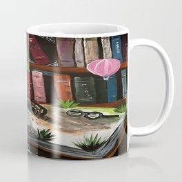 Book Experience Coffee Mug