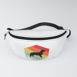 Retriever print For Dog Lovers Cute Dog Fanny Pack