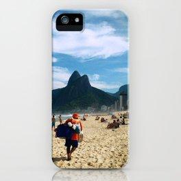 Rio de Janeiro 2 iPhone Case