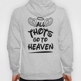 ALL THOTS GO TO HEAVEN TANK TOP Hoody