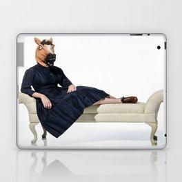 Fainting chair horse Laptop & iPad Skin
