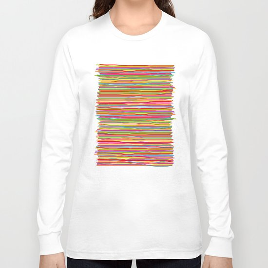 Color paint Long Sleeve T-shirt