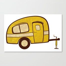 Camper Canvas Print