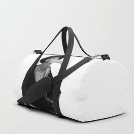 Plague Doctor by Studinano Duffle Bag