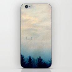 Peek-a-boo Trees iPhone & iPod Skin