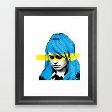 DUFFY Framed Art Print