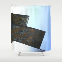 Angles Shower Curtain