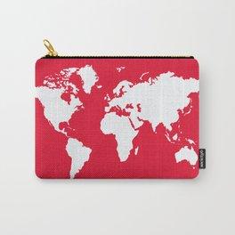 Geranium Elegant World Carry-All Pouch